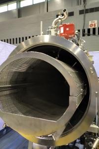Photo of Alkanline Hydrolysis machine